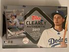 2017 Topps Clearly Authentic Baseball Box - Hobby - 1 Auto!!!