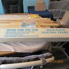 Quilting Frame with Floor Stand Sears 25 48172C