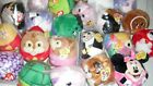 YOU PICK TY BEANIE BALLZ MICKEY MINNIE HULK BANDIT IN LOVE POOH ALVIN OZZY BEANS