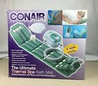 Conair The Ultimate Thermal Spa Bath Mat Full Body Back Foot Massagers Bubbles