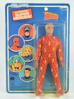 Mego Human Torch 8 Action Figure 1979 French Canadian Card Pin Pin Toys Vintage