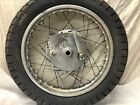 Suzuki GT750 Water Buffalo. Rear Wheel