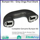 Pentair GW7511 Gray Bumper Kit for PoolShark Cleaner GW7700 Bumper Clips  Boots