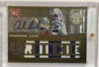 Leaf Unlucky as Andrew Luck Error Cards Discovered 10