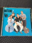The Rattlers-never Say Die Cd/rockabilly