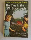 The Clue in the Old Stagecoach a Nancy Drew mystery by Carolyn Keene