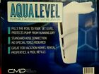 SWIMMING POOL AUTO WATER FILL FOR IN GROUND AQUALEVEL PORTABLE AUTO LEVELER