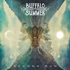 Second Sun by Buffalo Summer (cd, jewel case, Brazil, 2019) New/Factory Sealed