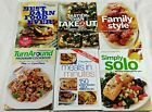 Lot of Weight Watchers PointsPlus 360  Flex Points books 6 books