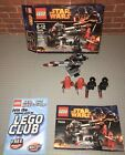 Lego 75034 Star Wars Death Star Troopers Complete Set Manual Minifigures Box
