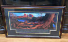 Framed Wall Art Print Picture Native American 1997 Successories Ancient Wisdom