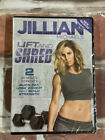 Jillian Michaels Lift  Shred DVD Exercise and Fitness Two 30 minute workouts
