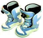 Vans Snowboarding Ski Boots Womens Size US 6 Blue White Icicle New Old Stock