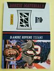 2013 Panini National Convention Rookie Materials Glove Patch #4 DeAndre Hopkins