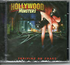 Thriving On Chaos by Hollywood Monsters (Cd jewel case, Brazil, 2019) New