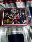 Power Rangers NEW  Metal Lunchbox Tote  Tin Lunch Box Mighty Morphin