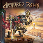 Power Of Warrior by Armored Dawn (Cd, Digipack, Brazil, 2016) New/Factory Sealed