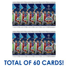2019-20 Topps UEFA Champions League Match Attax Cards - Checklist Added 16