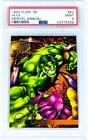 Hulk Trading Cards Guide and History 19