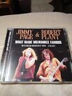 JIMMY PAGE AND ROBERT PLANT. WHAT MADE MILWAUKEE FAMOUS CD