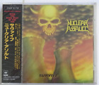 NUCLEAR ASSAULT Survive PROMO JAPAN CD 25DP-5179 1988 NEW s7126