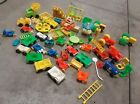 HUGE LOT OF 57 VINTAGE FISHER PRICE LITTLE PEOPLE ACCESSORIESFREE SHIPPING