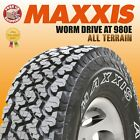 30 950 15 MAXXIS AT980E TOP QUALITY ALL TERRAIN 4x4 TYRES 30X950R15 104Q OWL