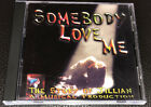 Somebody Love Me: The Story Of Jillian - A Musical Production (CD, 1999) RARE