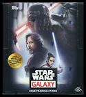 2018 Topps STAR WARS GALAXY Brand New Factory Sealed HOBBY Box 24 Packs, 2 Hits