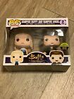 Funko POP! Vampire Buffy and Vampire Angel 2 Pack 2 Toy Tokyo Exclusive