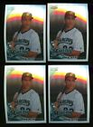 Lot (x4) 2010 Topps Chrome MIKE GIANCARLO STANTON Rookie Card #190 Yankees