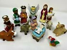 House of Lloyd Christmas Around The World 1994 Childs First Nativity Set 14 Pcs