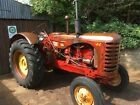 massey harris 44 antique tractor