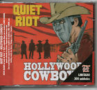 Hollywood Cowboy by Quiet Riot (Cd, jewel case,Limited, Brazil,2020) New/Sealed