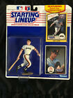 NEW Will Clark 1990 Starting Lineup Action Figure & Card - San Francisco Giants