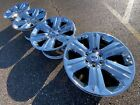 20 FORD F150 RANCH EXPEDITION LIMITED CHROME OEM FACTORY STOCK WHEELS RIMS 6X135
