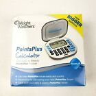Weight Watchers Points Plus Calculator with Daily and Weekly PointsPlus Tracker