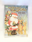 VINTAGE 1977 WHITMAN THE NIGHT BEFORE CHRISTMAS COLOR BOOK NEW OLD STOCK