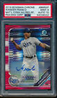 2019 Topps NSCC Bowman Chrome National Convention Cards - Autograph Print Runs 22