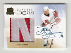 2009-10 UD THE CUP LIMITED LOGOS ,LL-SY, **STEVE YZERMAN**, 41 50.