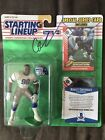 AUTOGRAPHED Cortez Kennedy Seattle Seahawks Starting Lineup action figure Signed