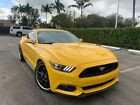 2015 Ford Mustang GT 2015 FORD MUSTANG GT STICK SHIFT MANUAL TRANSMISSION VERY FAST BEST OFFER