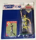 ANDY VAN SLYKE SIGNED STARTING LINEUP 1995 SLU PITTSBURGH PIRATES BECKETT COA