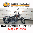 2015 Harley Davidson Dyna Great Condition Harley Motorcycle Dyna Wide Glide w Flames Video Included