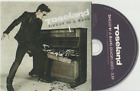 Toseland 'Singer In A Band' 1 Track PROMO CD (2014)