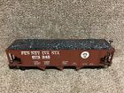 LGB 44763 Pennsylvania Two Bay Hopper Car with Coal Load G scale