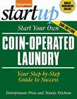 Start Your Own Coin Operated Laundry StartUp Series Paperback GOOD