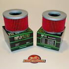 Honda CBX400F CBX550F CBX550F2 Engine Oil Filter x 2 Set. KIT071