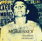 MORRISSEY Southpaw Grammar CD SIGNED BY MORRISSEY in person, August 1995