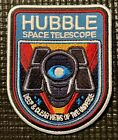 NASA HUBBLE SPACE TELESCOPE MISSION PATCH 35